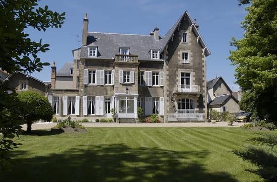 Le Clos de Bourgogne  - Demeure côté Parc -