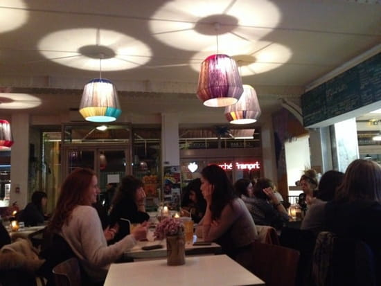 Restaurant : Nanashi