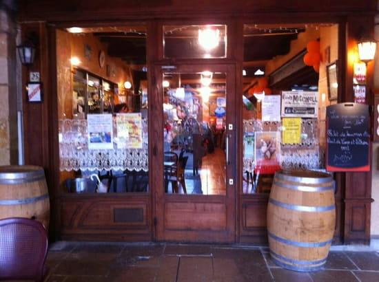 Restaurant : Le Cantegril  - Restaurant -