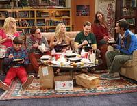 The Big Bang Theory : La minimisation du retour
