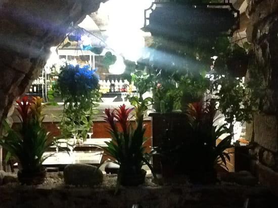 Le saladier  - notre terrasse -