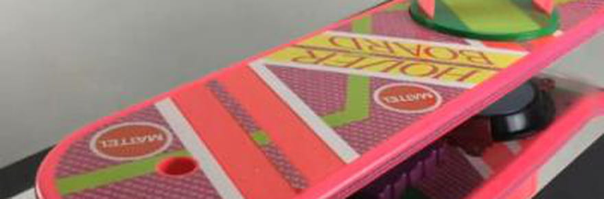 """L'Hoverboard de """"Retour vers le Futur"""" est en vente!"""