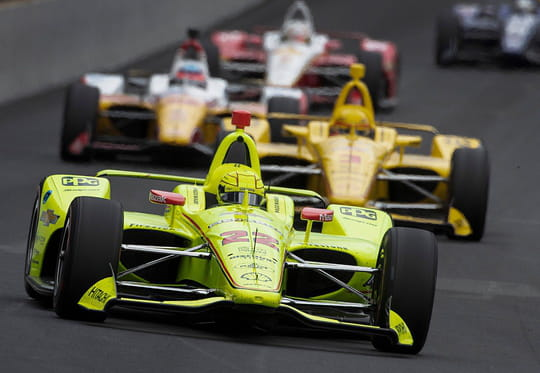 500Miles d'Indianapolis: Pagenaud en rêve, Alonso out [chaînes TV]