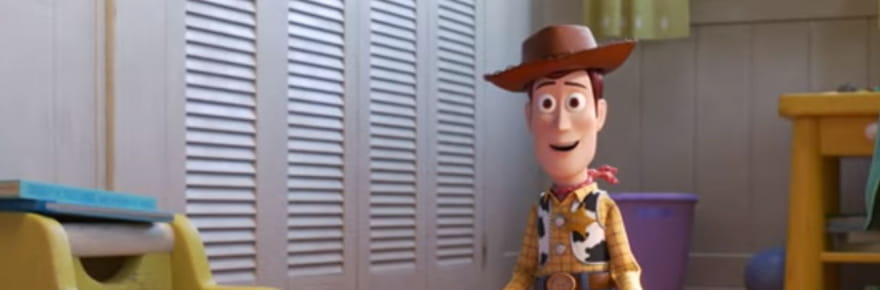 Toy Story 4: Woody perdu dans la première bande-annonce