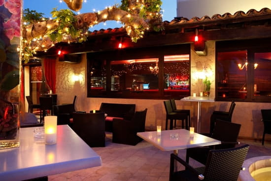 Le Golden Beef - Steakhouse  - Terrasse Lounge Golden Beef -
