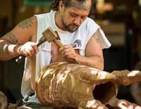 Le grand inventaire de la planète : Polynésie : les Marquises, terre des hommes et des traditions