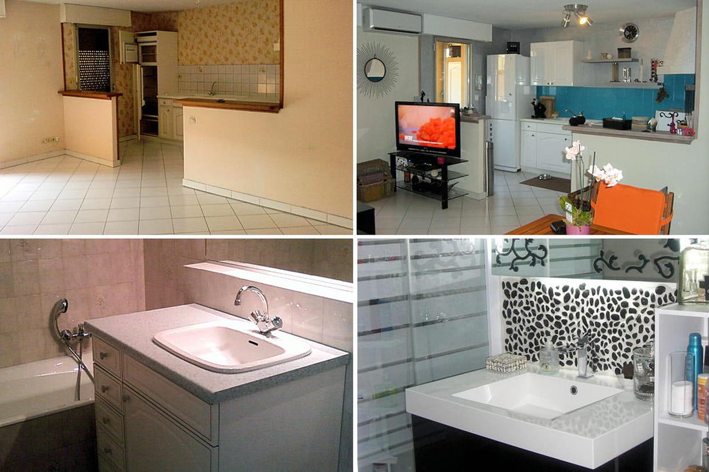 Avantaprès 15 appartements rénovés par les lecteurs aménagement intérieur