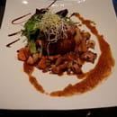 4 Saisons  - Restaurant 4 saisons-le tréport.Granadin de veau sauce foie gras -
