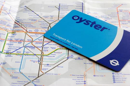 Oyster Card: comment utiliser la carte de transport à Londres?
