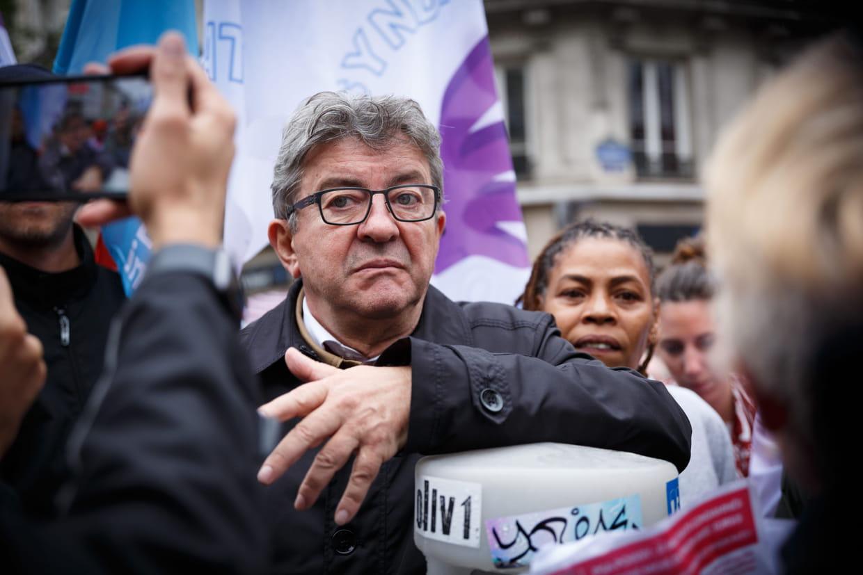 Les syndicats indignés par des propos de Jean-Luc Mélenchon — Policiers