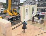 Constructions express