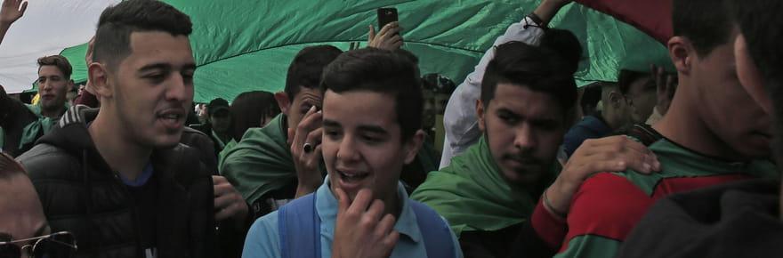 Algérie: une manifestation géante et après ?