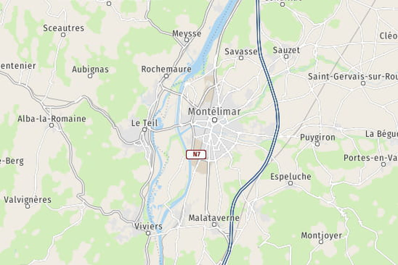 Tremblement de terre Montélimar: une secousse de magnitude 5,4enregistrée