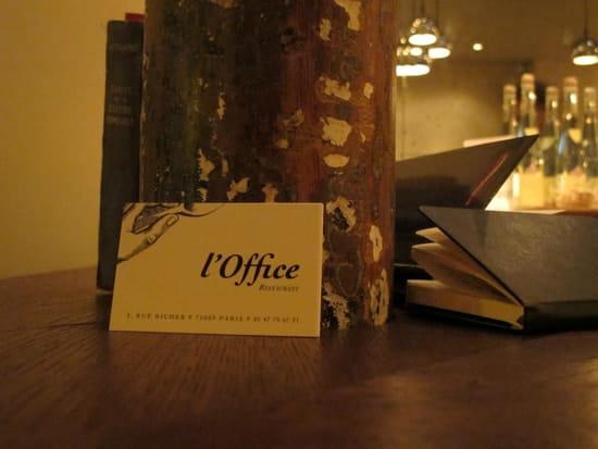 L'Office  - bar -   © G. de Franssu