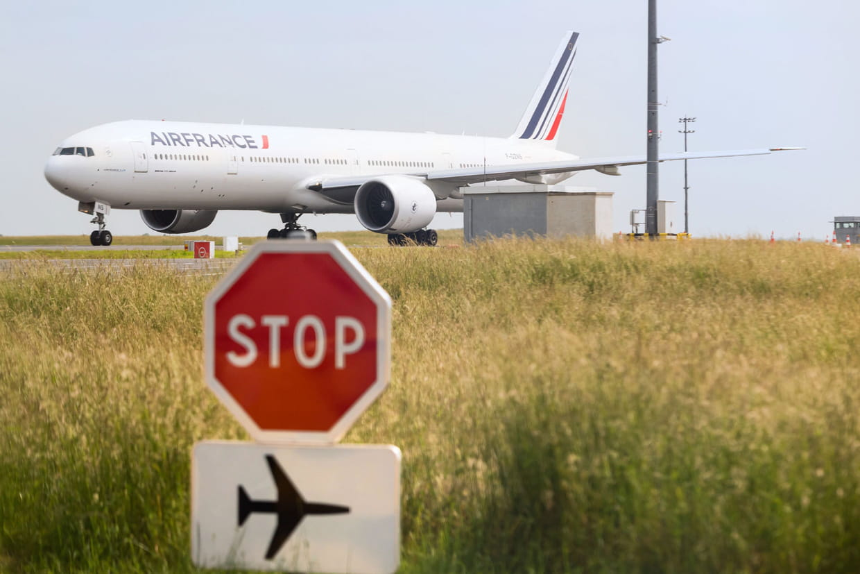 Grève à Air France : risque de perturbations ce week-end