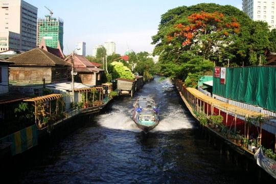 Bangkok, Venise de l'Asie