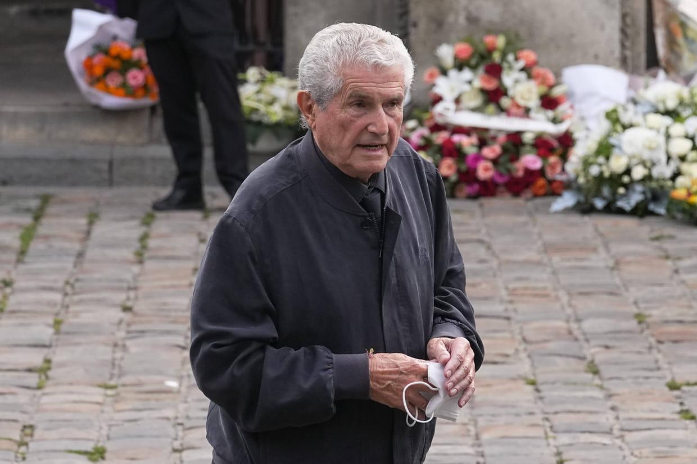Claude Lelouch évoque la mort de Jean-Paul Belmondo