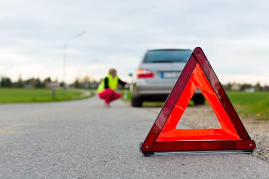 Panne de voiture: comment réagir?