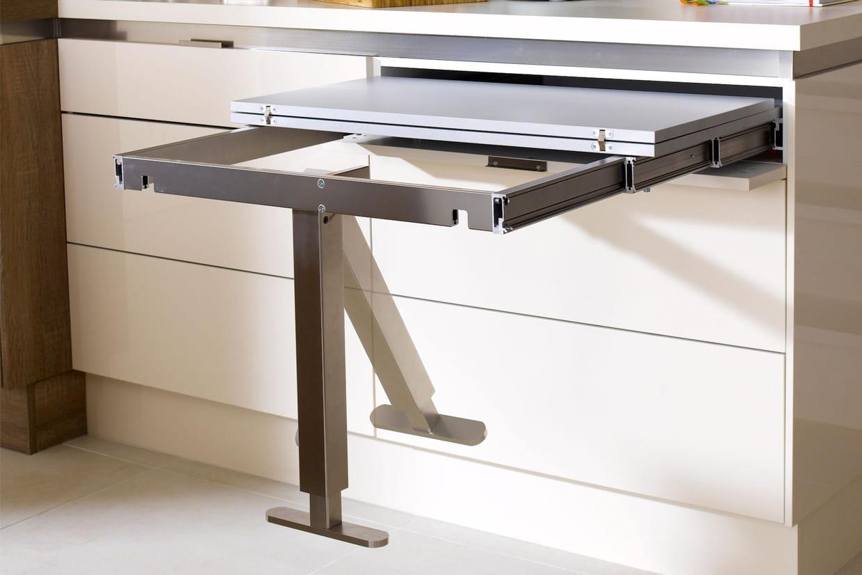 Fabriquer Une Table Escamotable une table escamotable