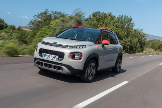 Citroën C3Aircross: nouvelle finition et ventes au top [essai, prix]