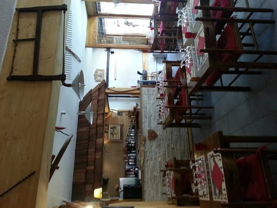 Restaurant : Chez Natacha et Gael