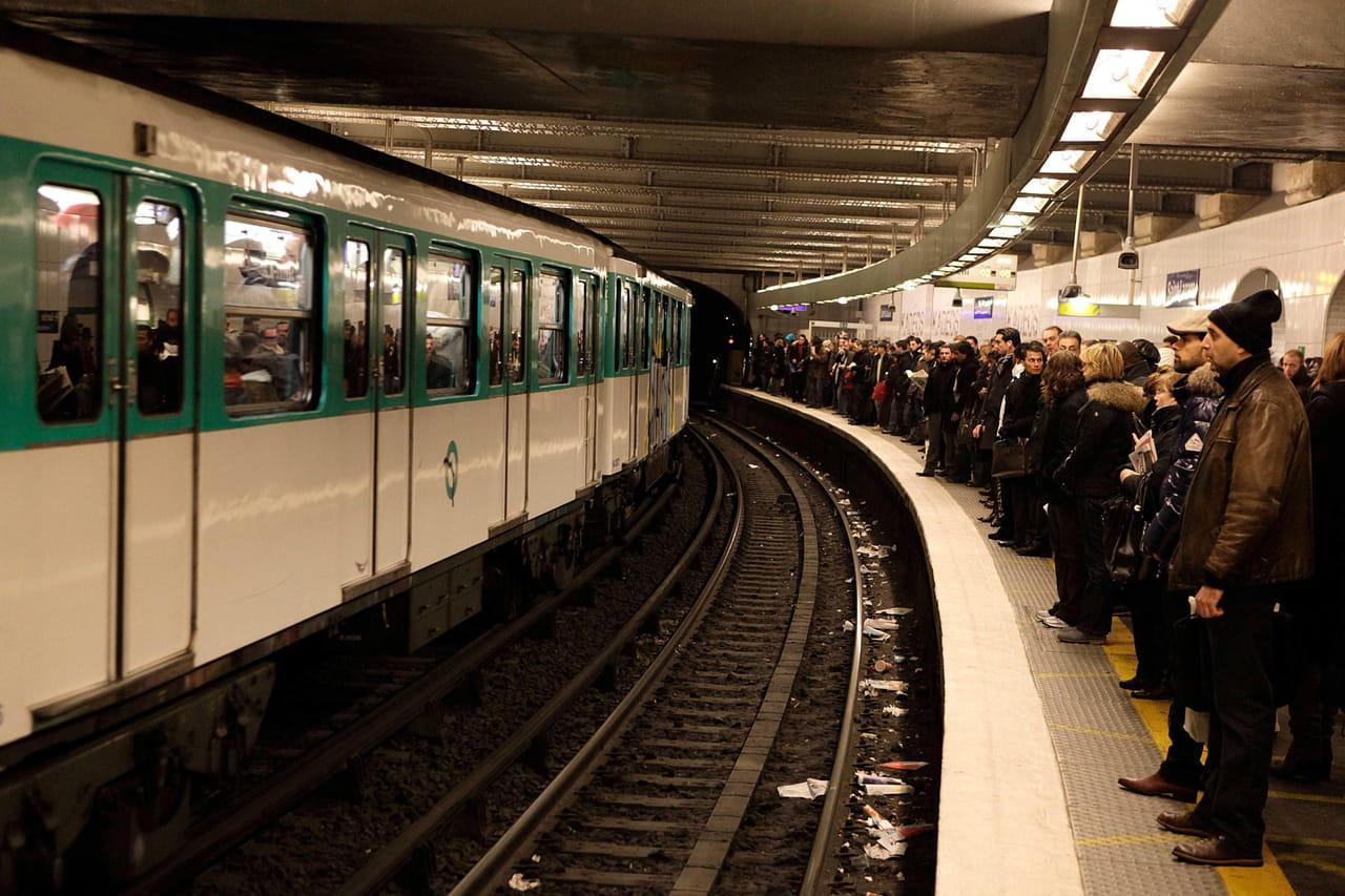 Grève SNCF et RATP: les prévisions de mercredi, trafic normal excepté sur la ligne 13du métro