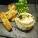 Le Resto  - Camembert d'Isigny rôti au miel et romarin. -   © Le Resto
