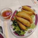 Entrée : Le Palais de Pekin  - Beignets de crevette -
