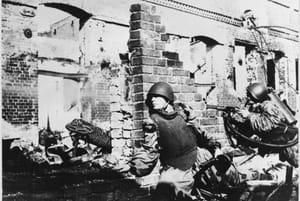 Combats de Stalingrad