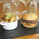 L'Affaire de Goût  - notre burger de saumon -   © gael Horveno