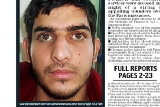 Ahmad Al Mohammad : le terroriste aurait usurpé l'identité d'un soldat syrien