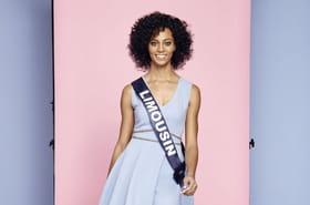 Miss Limousin 2019: Aude Destour très inspirée pour son costume