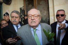 Jean-Marie Le Pen: une mise en examen du Menhir?