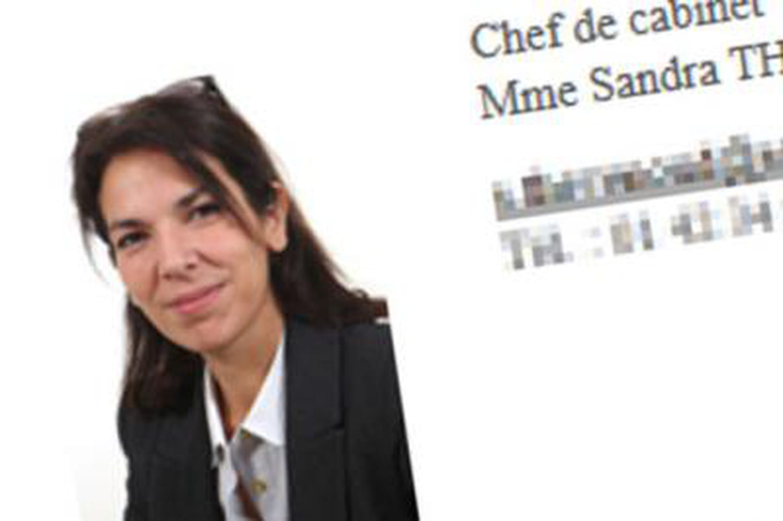 Sandra Thévenoud: virée, alors que son mari Thomas reste à l'Assemblée