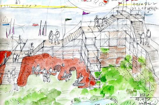 Un jardin toil paimboeuf for Jardin etoile paimboeuf