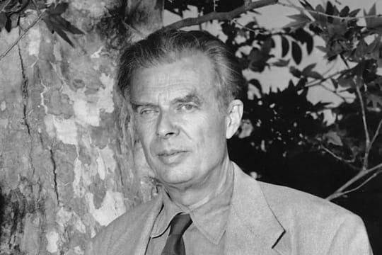 Aldous Huxley: biographie de l'auteur du Meilleur des mondes