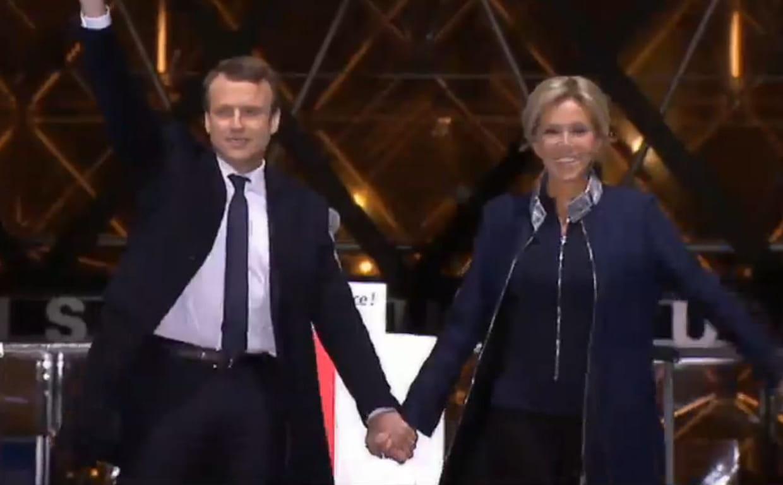 Macron élu président en l'emportant largement sur Le Pen — France