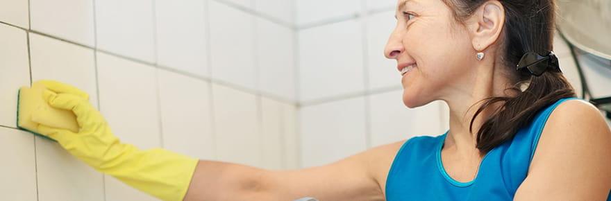 20 astuces de grand-mère pour entretenir votre salle de bains