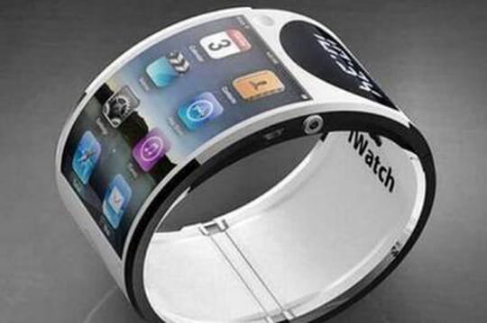 iWatch : un bracelet ultra high-tech avec l'iTime ?