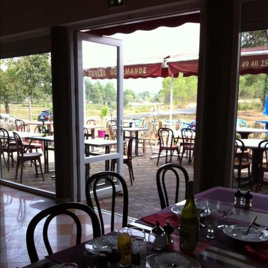 Restaurant : La Tablée Gourmande