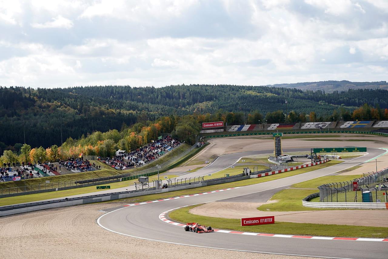 GP de lEifel F1: chaîne TV, heure, streaming... Comment regarder le GP au Nürbürgringen direct?