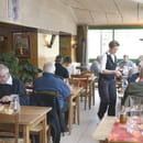 Hôtel de France  - salle de restaurant -   © EDMOND ollivier