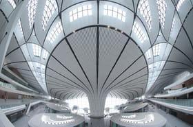 Pékin inaugure son nouvel aéroport géant, infos et photos
