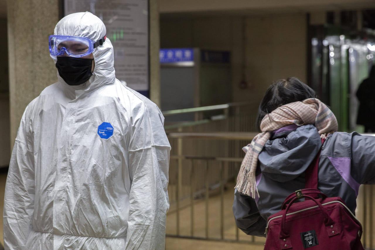 DIRECT. Coronavirus chinois: un cas suspect à Bordeaux, ce que l'on sait