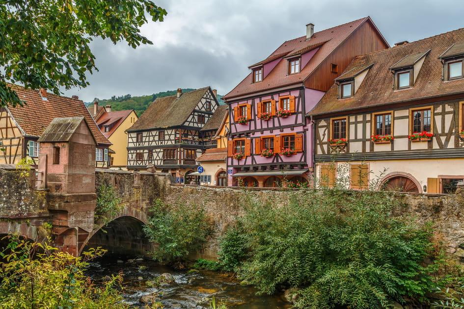 Kaysersberg, magnifique village typique