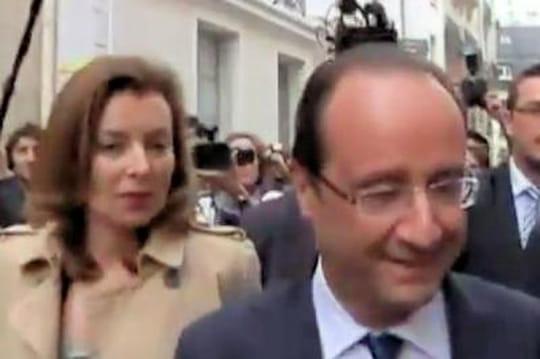 """Hollande sur Trierweiler: """"Que voulez-vous? Que je pleurniche?"""""""