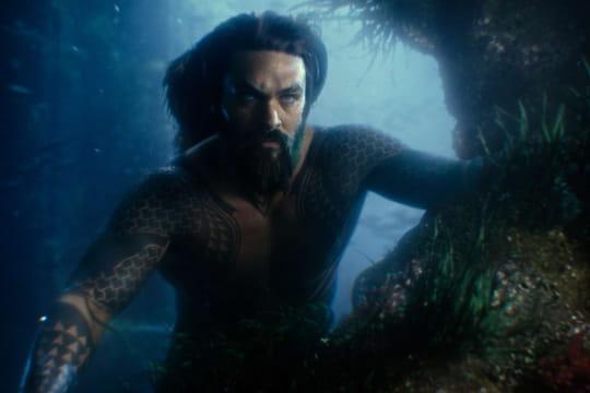 Aquaman: Jason Momoa meilleur que Justice League au box-office chinois