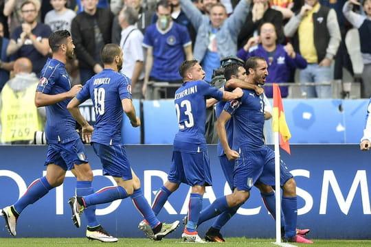 Résultat Italie - Espagne : l'Italie passe en quart, le score et le résumé du match