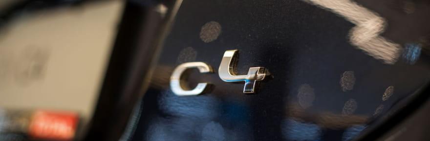 Nouvelle Citroën C4: une berline électrique à venir? Ce que l'on sait