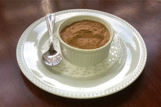 Le Bistrot  - Mousse au chocolat maison -   © Le Bistrot